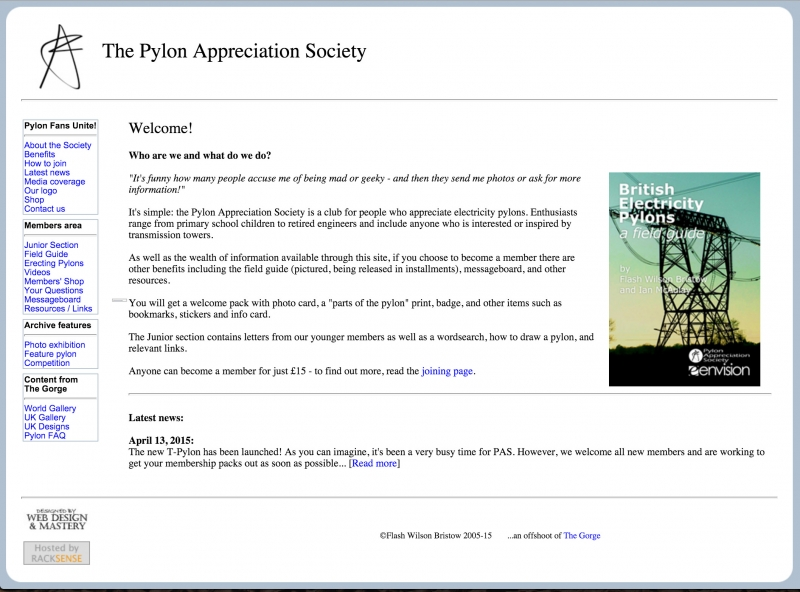 Pylon Appreciation Society